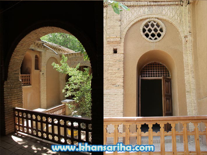 تصاویری از خانه مولانا در خوانسار