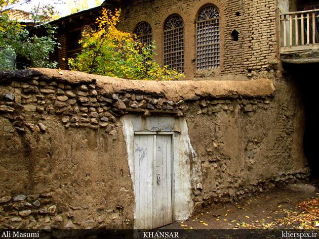 خانه های قدیمی خوانسار