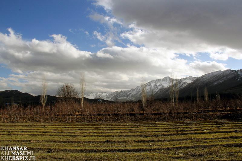 خوانسار-زمستان